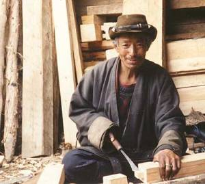 Tibetan Carpenter